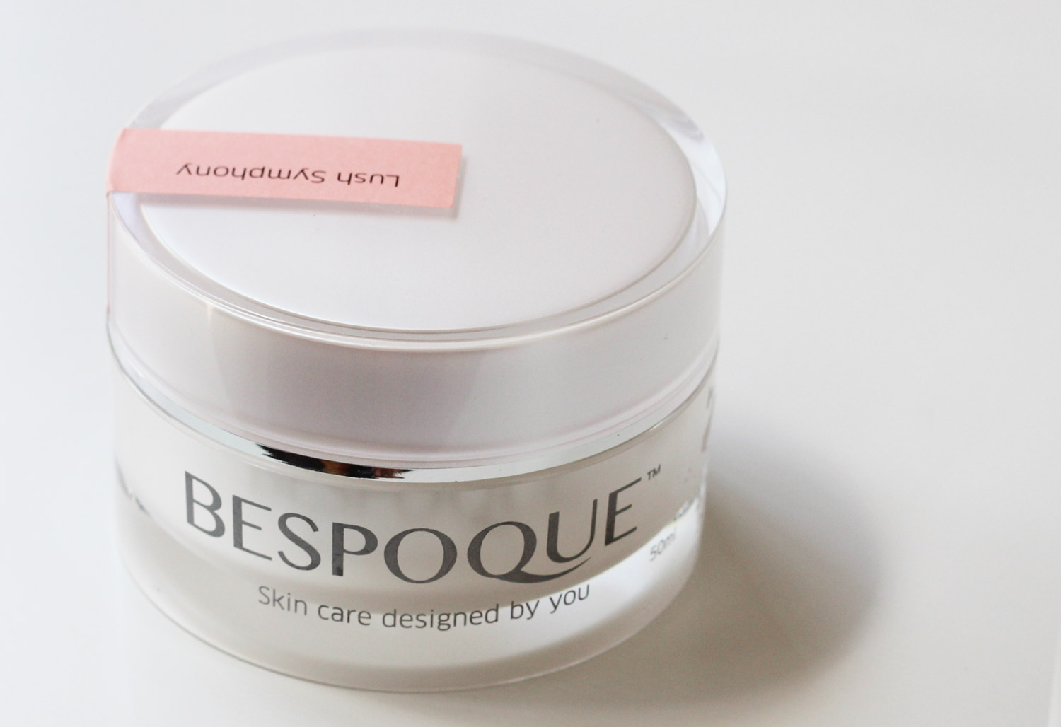 Bespoque Customise Own Skin Care Review