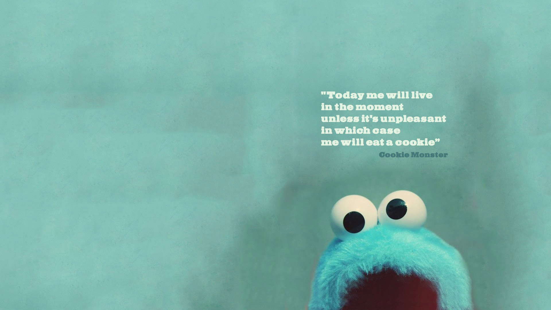 Quote Cookie Monster